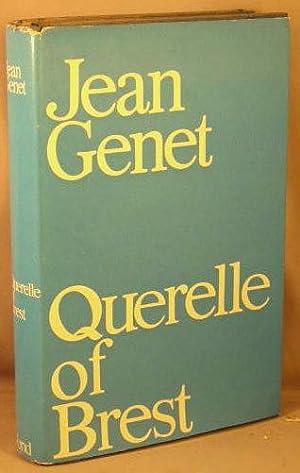 Querelle of Brest.: Genet, Jean