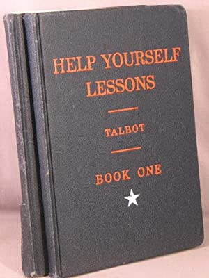 Help Yourself Lessons, Book One [and] Book Two. 2 volumes.