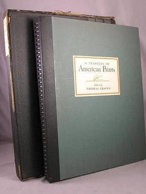 A Treasury of American Prints: A Selection: Craven, Thomas