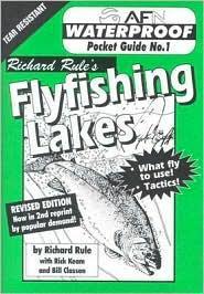 Waterproof Flyingfishing Lakes (No. 1): Rule, Richard; Keam,