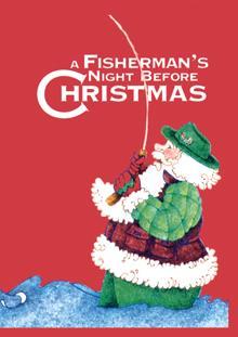 A Fisherman's Night Before Christmas: Stovall, Steve; Feldman,