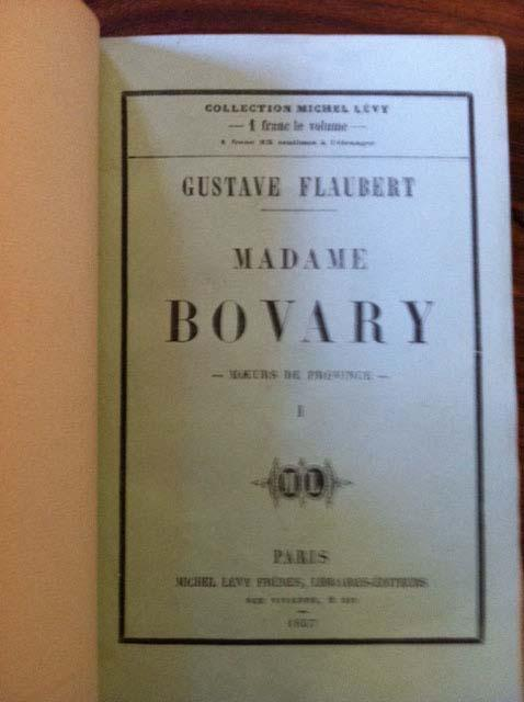 the controversies surrounding madame bovary a book by gustave flaubert 3 days ago gustave flaubert: gustave flaubert, novelist regarded as the prime mover of the realist school of french literature and best known for his masterpiece, madame bovary (1857), a realistic this book contains some of his best writing—eg, his description of a visit to chateaubriand's family estate, combourg.