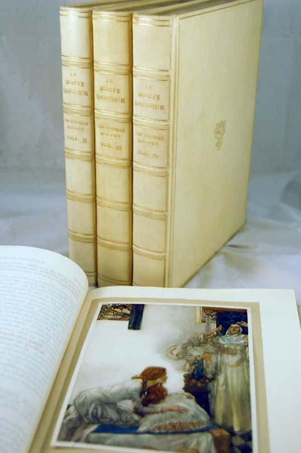MORTE DARTHUR: The Book of King Arthur and of His Noble Knights of the Round Table, with the ...