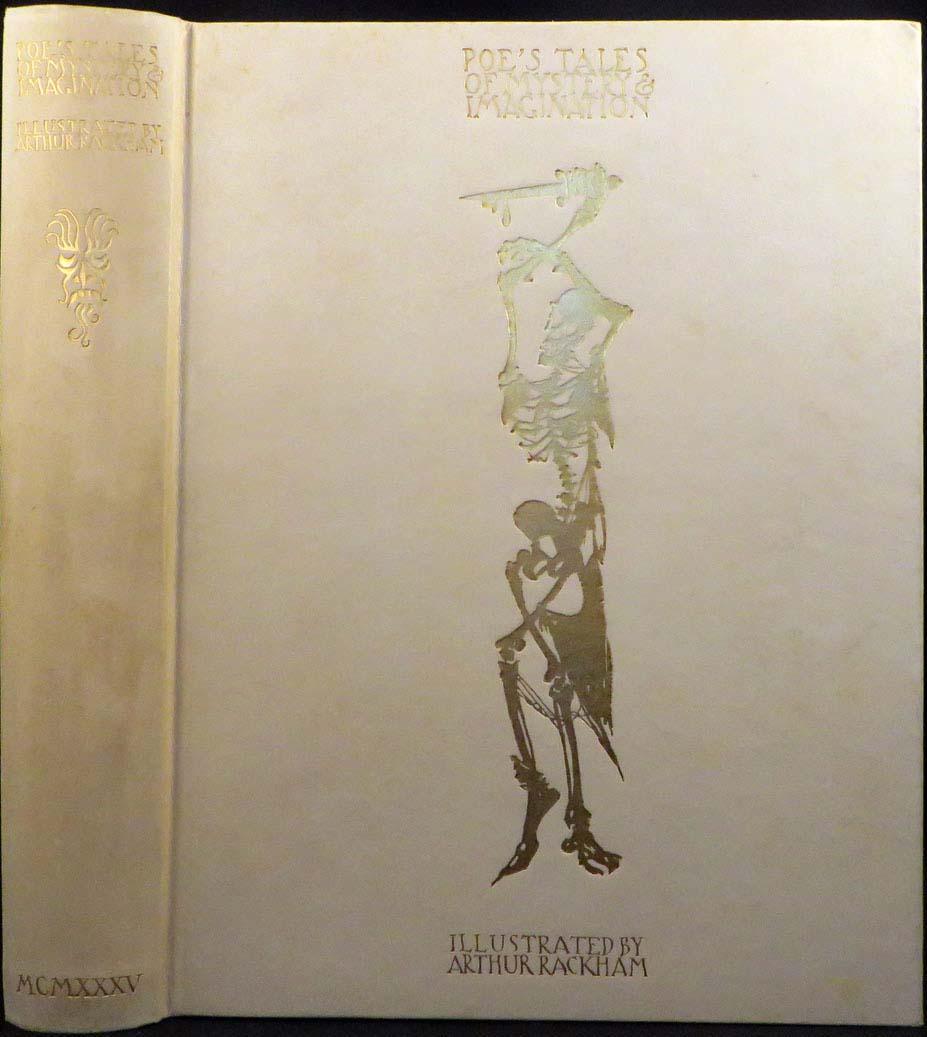 POE'S TALES OF MYSTERY AND IMAGINATION: [Rackham, Arthur, Illus] Poe Edgar Allan
