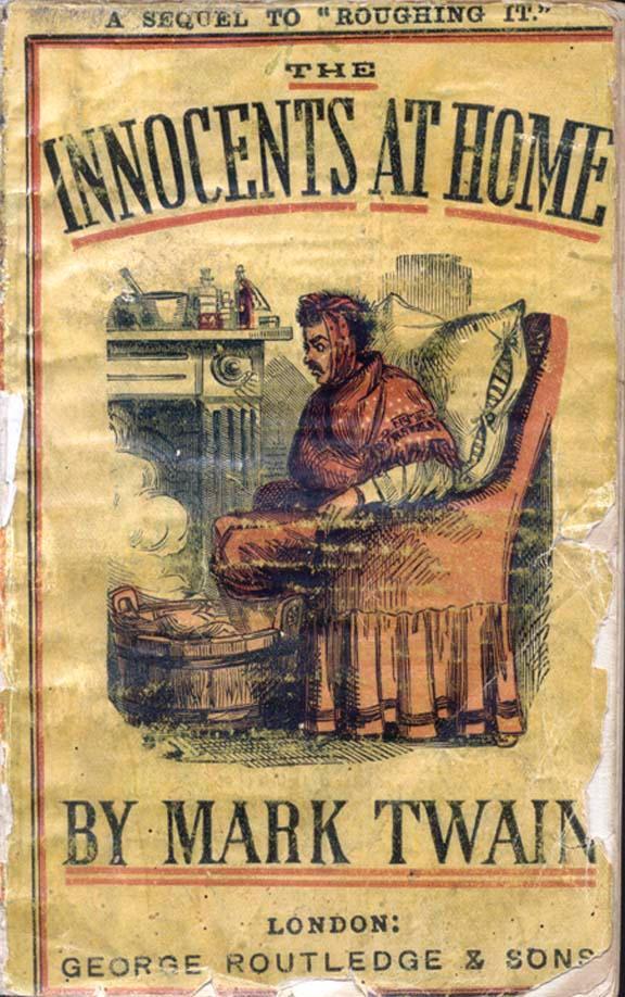 INNOCENTS AT HOME: Twain Mark