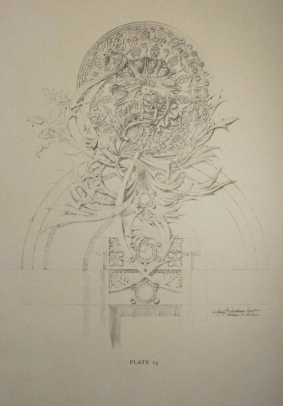 SYSTEM OF ARCHITECTURAL ORNAMENT According with a Philosophy of Man's Powers: Sullivan Louis H