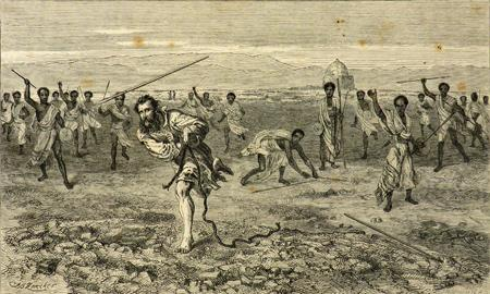 WHAT LED TO THE DISCOVERY OF THE SOURCE OF THE NILE: Speke John Hanning