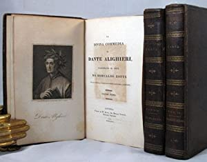 DIVINA COMMEDIA Illustrata di Note Da Romualdo: Dante Alighieri