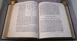 PHILOSOPHIÆ NATURALIS PRINCIPIA MATHEMATICA Auctore Isaaco Newtono,: Newton Isaac]