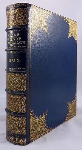 CHILDE HAROLD'S PILGRIMAGE. A Romance: Byron George Gordon,