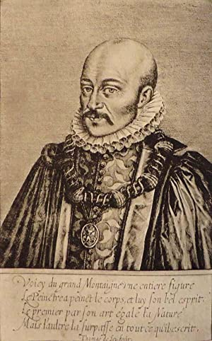 ESSAYS OF MICHAEL LORD OF MONTAIGNE Done Into English by John Florio With an Introduction by Thomas...