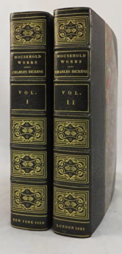SELECTIONS FROM HOUSEHOLD WORDS, CONDUCTED BY CHARLES DICKENS: Dickens Charles