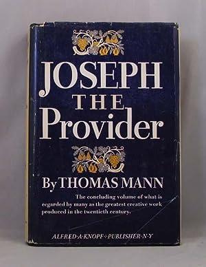 JOSEPH THE PROVIDER: Mann Thomas