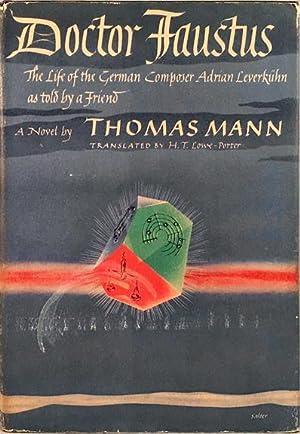 DOCTOR FAUSTUS: Mann Thomas