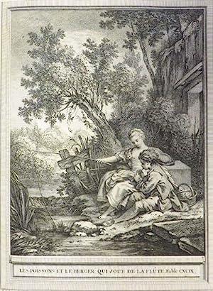 FABLES CHOISIES, Mises en Vers Par J.: La Fontaine J[ean]