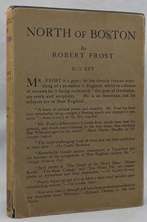 NORTH OF BOSTON: Frost Robert