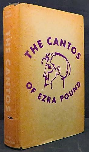 CANTOS OF EZRA POUND: Pound Ezra