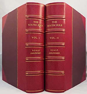 """SOUTH POLE: An Account of the Norwegian Antarctic Expedition in the """"Fram"""", 1910-1912: ..."""