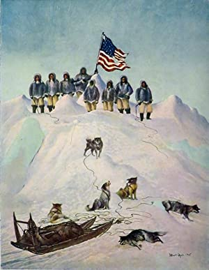 NEAREST THE POLE: A Narrative of the Polar Expedition of the Peary Arctic Club in the S.S. ...
