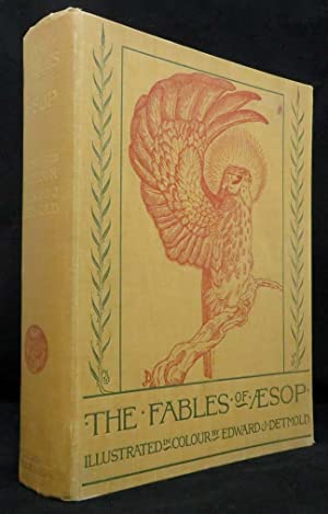 FABLES OF AESOP: Aesop; [Detmold illus.]