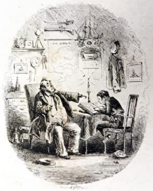 DEALINGS WITH THE FIRM OF DOMBEY AND SON, Wholesale, Retail and for Exploration.: Dickens Charles