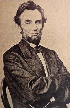 ABRAHAM LINCOLN: THE PRAIRIE YEARS and THE WAR YEARS: Lincoln] Sandburg Carl