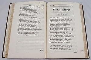 PRINCE ARTHUR. AN HEROICK POEM. In Ten Books: Blackmore Richard, M.D