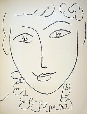PORTRAITS: Matisse Henri