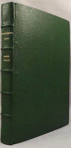 ADVENTURES OF HUCKLEBERRY FINN: Twain Mark