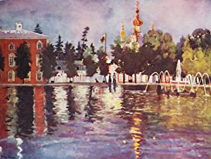 ROYAL PALACES AND GARDENS With an Introductory Essay by Dion Clayton Calthrop, Author of 'The ...
