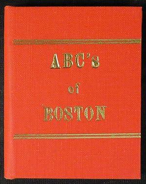 ABC's OF BOSTON Illustrated by E. Helene Sherman: Miniature book]