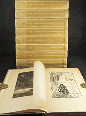 COMPLETE WORKS: Edited and Chronologically Arranged on the Basis of the Standard Text, With Certain...