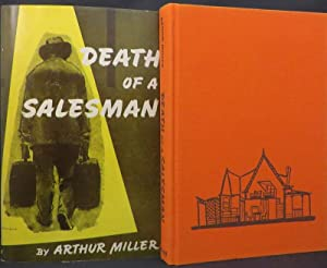 DEATH OF A SALESMAN Certain Private Conversations in Two Acts and a Requiem: Miller Arthur