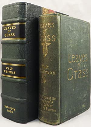 LEAVES OF GRASS: Whitman Walt