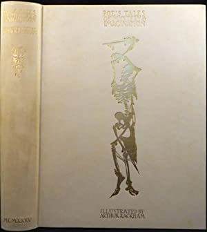 POE'S TALES OF MYSTERY AND IMAGINATION: Rackham, Arthur, Illus]