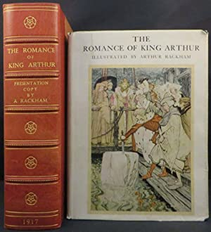 ROMANCE OF KING ARTHUR AND HIS KNIGHTS OF THE ROUND TABLE, Abridged From Malory's Morte D&#x27...