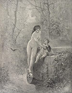 FABLES OF LA FONTAINE. Translated into English Verse by Walter Thornbury: Doré, Illus.] La Fontaine...