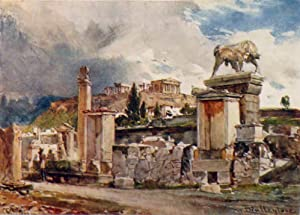 GREECE, Painted by John Fulleylove R.I., Described by the Rev. J. A. McClymont, M.A., D.D.: ...