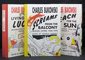 SCREAMS FROM THE BALCONY Selected Letters 1960-1970 [and] LIVING ON LUCK Selected Letters 1960s-...
