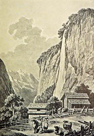 EARLY TRAVELLERS IN THE ALPS: Mountaineering]; de Beer G.R.
