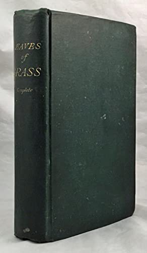 LEAVES OF GRASS.: Whitman Walt
