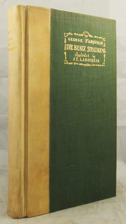BEAUX STRATAGEM. A comedy With Seven Engravings: Farquhar George [Laboureur,