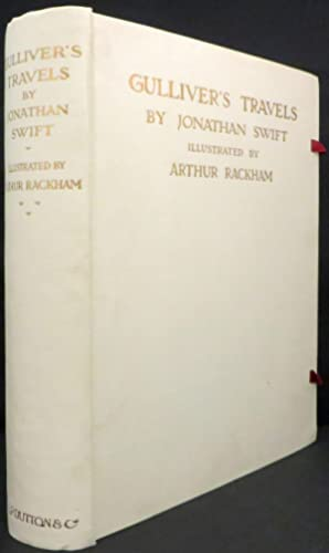 GULLIVER'S TRAVELS Into Several Remote Nations of: Rackham, Arthur, illus.]