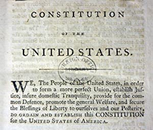 LAWS OF THE UNITED STATES OF AMERICA. [THE LAWS PASSED BY THE FIRST THROUGH FOURTH CONGRESSES OF ...