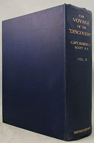 VOYAGE OF THE 'DISCOVERY': Scott Captain Robert