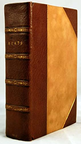 POETICAL WORKS OF JOHN KEATS. Given From: Keats John