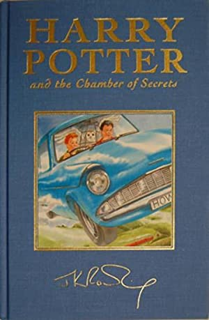 HARRY POTTER AND THE CHAMBER OF SECRETS: Rowling J.K