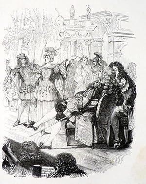 CARACTÈRES OU LES MOEURS DEL CE SIECLE Par La Bruyère Suivis Du Discours a L'Acad&...