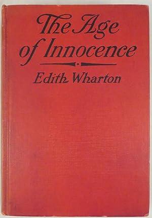 AGE OF INNOCENCE.: Wharton Edith