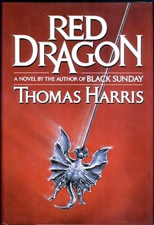 RED DRAGON: Harris Thomas